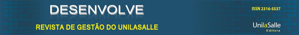 DESENVOLVE: Revista de Gestão do UNILASALLE